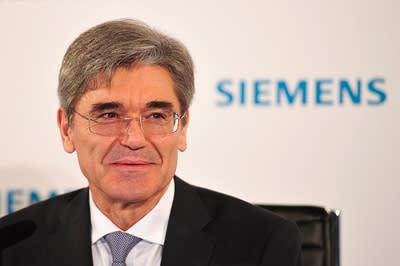 Ny strategisk inriktning för Siemens