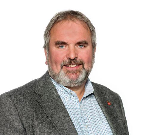 Raymond Turøy, Leder, Seksjon helse og sosial, Fagforbundet