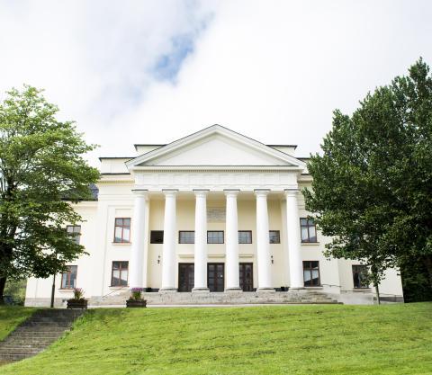 Cassels konserthus i Grängesberg