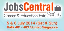 MDIS @ JobsCentral Career & Education Fair 2014