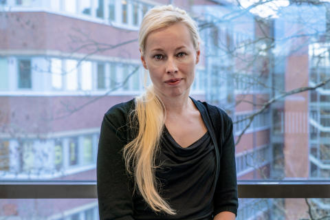 Nathalie Scheers, Assistant Professor, Department of Biology and Biological Engineering