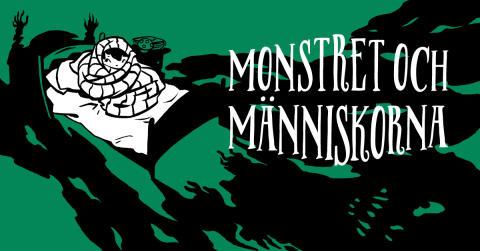 Junibacken presenterar musikalen Monstret och människorna i nya Salongen