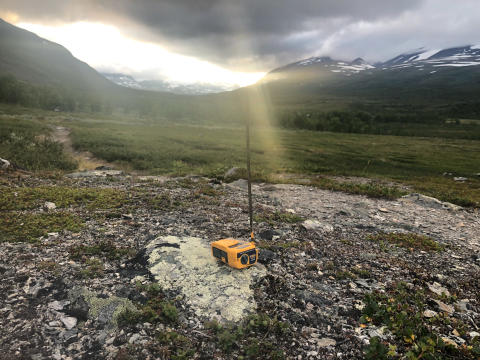PLB Activation Saves Wounded Transcontinental Hiker