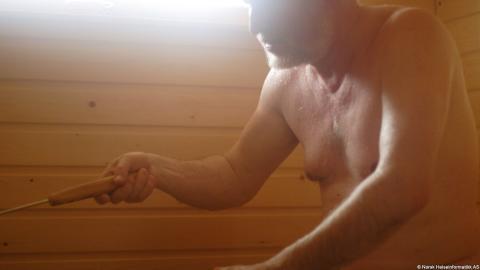 Blir helsa bedre hvis du tar badstu?