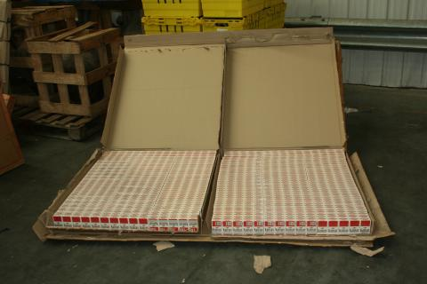 Furniture importers jailed in tobacco smuggling racket