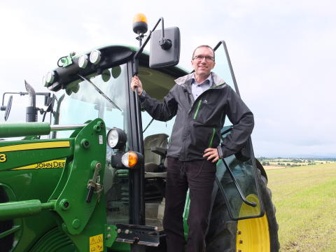 Traktor er tøffere enn taxi