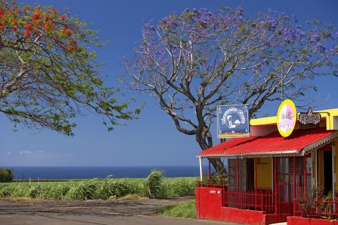 Mauritius_Typischer Straßenkiosk Ostküste©MTPA_Bamba
