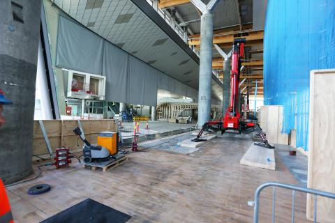 Mulige brudd på arbeidsmiljøloven avdekket ved utbyggingsprosjektet på Avinor Oslo lufthavn