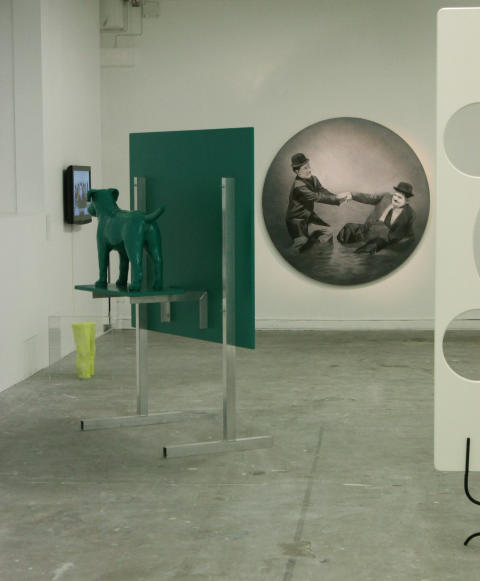 Bäckström i Dialog 2 - Malmö Konstmuseum