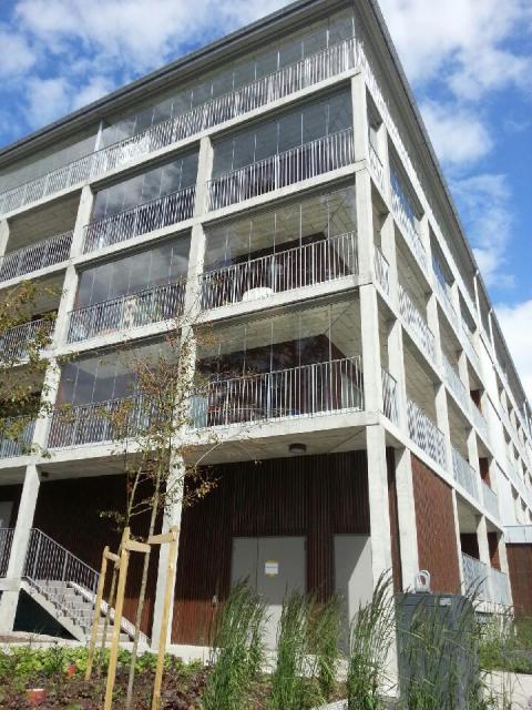HSB brf Dansbanan i Folkets Park Linköping har certifierats enligt Miljöbyggnad nivå silver