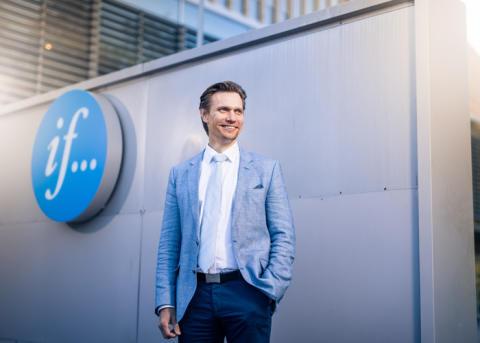 Timo Harju Ifin henkilöasiakkaista vastaavaksi Suomen maajohtajaksi