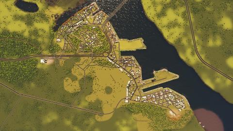 Cities: Skylines Norra Djurgårdsstaden