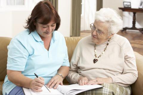 Miljonregn över forskning om åldrande och hälsa