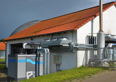 Foto: Strom aus Abwärme: Bayernwerk Natur bietet mit ORC-Anlagen ein neues innovatives Produkt für Biogasanlagen an