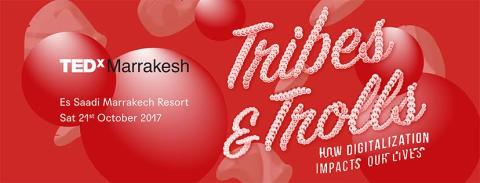 TEDxMarrakesh reveals complete line-up of speakers for the 2017 edition
