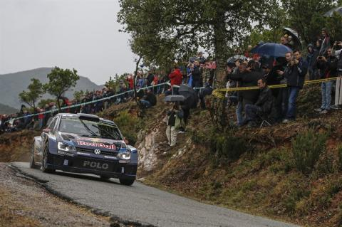 Jari-Matti Latvala inför Rally France