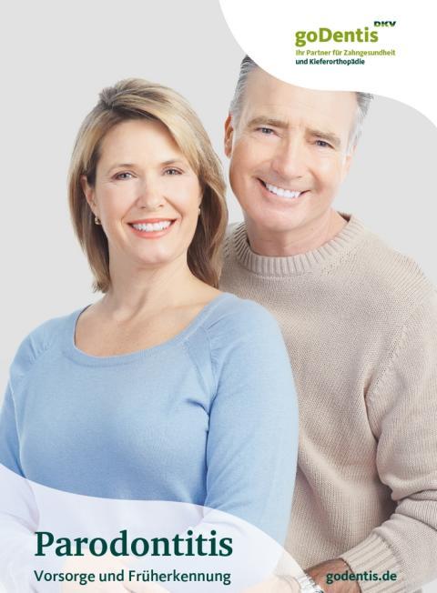 Parodontitis: Gefahr für den ganzen Körper