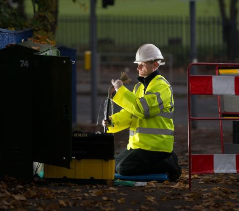BT's £14 million pound boost for Dumfries & Galloway economy
