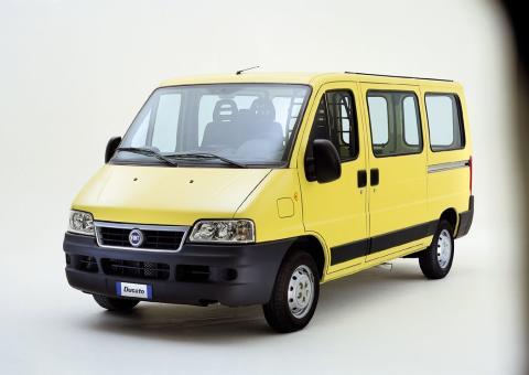 Fiat Ducato Furgone vetrato (2002)