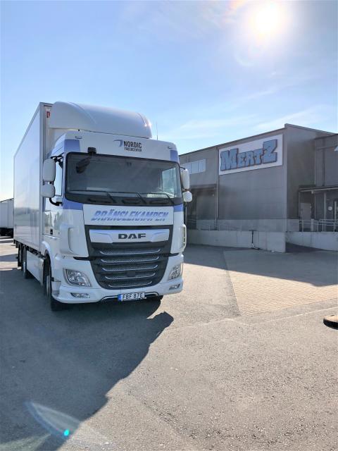 Nordic Truckcenter öppnar nordiskt huvudkontor i Malmö