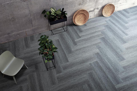 Copy of Kopia av Touch of Timber - Blue Spruce (herringbone)