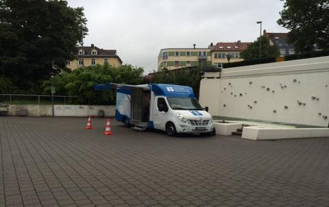 Beratungsmobil der Unabhängigen Patientenberatung kommt am 17. Februar nach Aschaffenburg.
