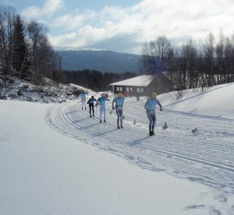 Åre kommun stödjer Årefjällsloppet 2013-2015