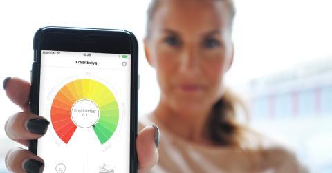 Schibsted och UC lanserar app för kreditbetyg