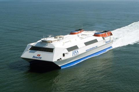 Stena Line stärkt Fährbetrieb nach Dublin