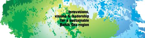 PRESSINBJUDAN: Baltic Sea Future 6-7 mars