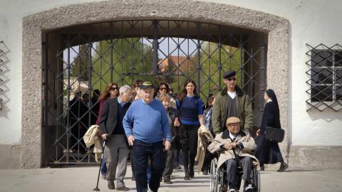 The Liberators of Dachau