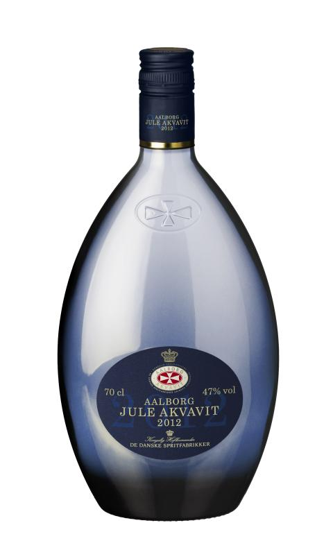 Aaborg Jule Akvavit 2012 lanseras 15 november