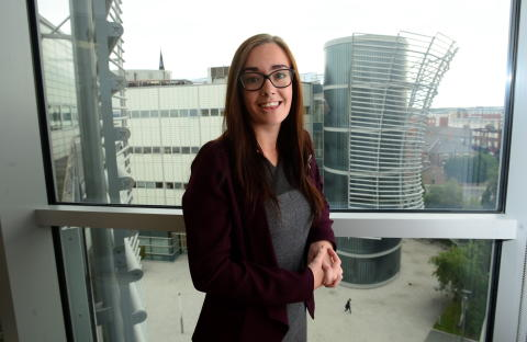 Law School makes history with two prestigious grants
