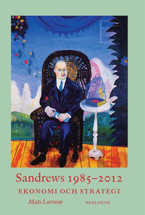 Sandrews 1985-2012. Ekonomi och strategi