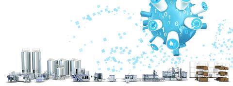 Mit dem neuen Tetra Pak® PlantMaster können Hersteller ihr gesamtes Produktionswerk steuern