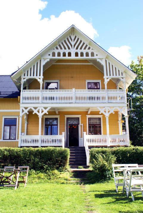 Ny entreprenör utvecklar café och kiosk på Alntorps ö!