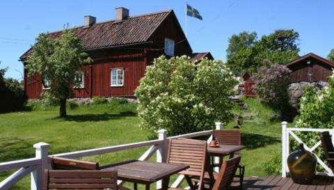 God mat och livemusik på Oxelö Krog