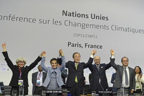 Löften i Parisavtalet kan höja elpriset