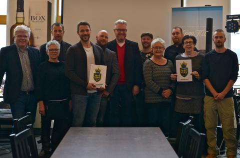 Matverk Höga Kusten jury marknads och gastrononi