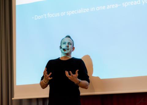 Lovande spelutvecklare till Startup-Sweden i höst