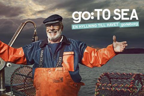 Skolor i västra Göteborg serverar fisk hela Go to Sea-veckan