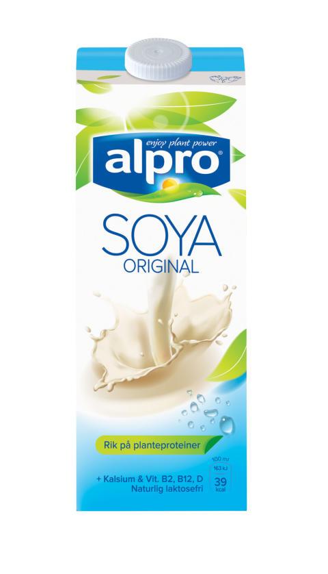 Alpro Soya original
