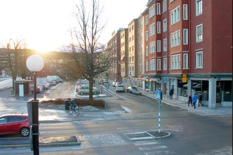 Strandgatan, Sundsvall