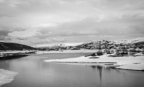 Rekordlav fyllingsgrad i Midt-Norge øker risikoen for vinteren