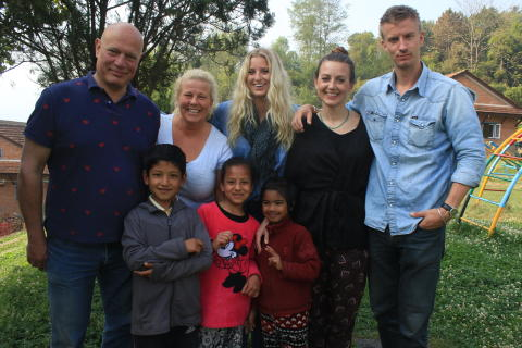 """  """"En resa för livet"""" – en dokumentärserie om utsatthet och hopp"""