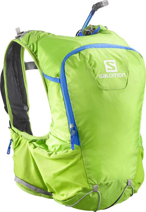 Salomon Skin Pro 15 set, green
