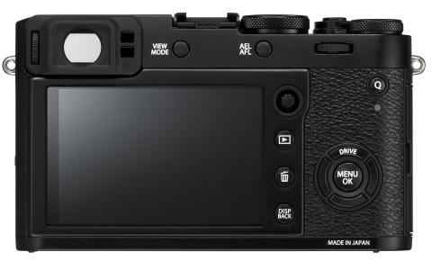 X100F Black Back
