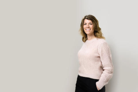 Sara Mohammar, vd Apoteksgruppen