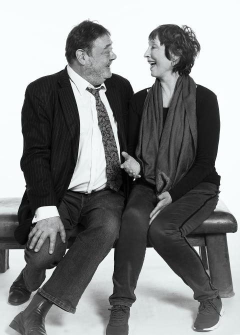 Tommy Kenter og Ann-Mari Max Hansen