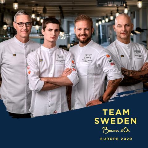 Information från Gastronomi Sverige och Team Sweden